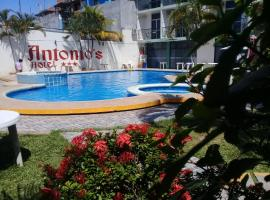 Hotel Antonio's, accessible hotel in Pucallpa