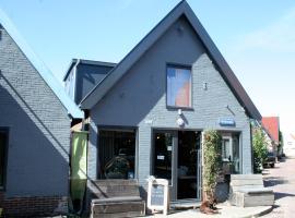 Het Huis van de Wadden, B&B in Den Oever