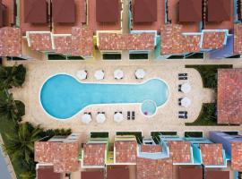 Los Flamencos Aparthotel Beach Club, hotel in Bayahibe