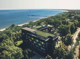 Hotel Sopot, hotel with pools in Sopot