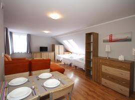 Apartamenty Olsztyn, self catering accommodation in Olsztyn
