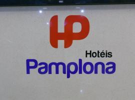 Hotéis Pamplona