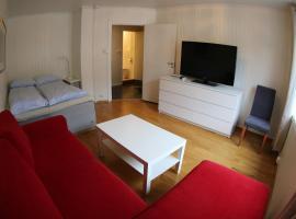 Apartment Bystranda - City Beach