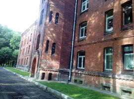Gerassimovi apartment, hotell sihtkohas Narva