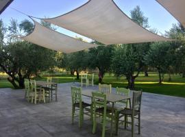 Anastasios Olive Garden Apartments