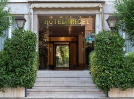 Hotel Rigel, hôtel sur le Lido de Venise