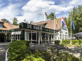 Hotel de Hoeve van Nunspeet, hotel in Nunspeet