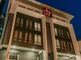 RHR Hotel - Selayang, hotel berdekatan Batu Caves, Batu Caves