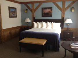 The Haber Motel, accessible hotel in Estes Park