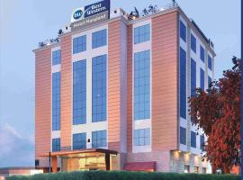 Best Western Maryland Hotel, hotel in Chandīgarh
