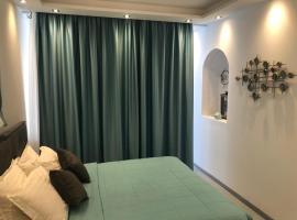 Room 11, hotel near Little Venice, Mikonos