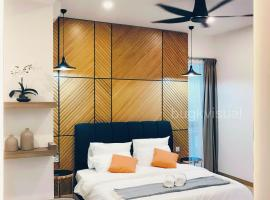 Luxury Seaview Family Suite by Little Cabin, hotel with jacuzzis in George Town