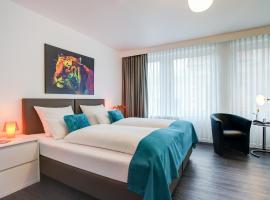 Hotel Atlanta, hotel en Hannover