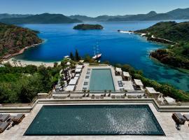 D Maris Bay, resort in Hisarönü