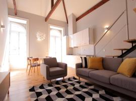 Duque de Loulé, self-catering accommodation in Porto