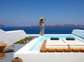 Phos The Boutique, hotel sa Akrotiri
