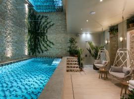Royal Madeleine Hotel & Spa, hotel em Paris