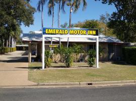 Overflow Emerald Motor Inn, hotel in Emerald