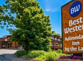 Best Western Adirondack Inn, hotel with jacuzzis in Lake Placid