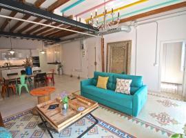 Apartamento Grande y Luminoso en el Centro de Alicante