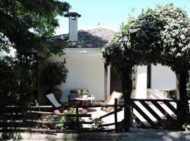 Chestnuts, hotel in Tsagarada