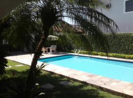 Pousada Gunnar, hotel in Guarujá