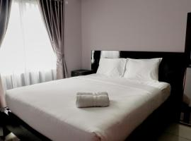 Comfy 2BR Apartment at Sudirman Park By Travelio