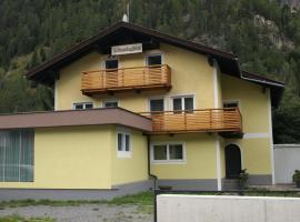 Haus Schrankogelblick