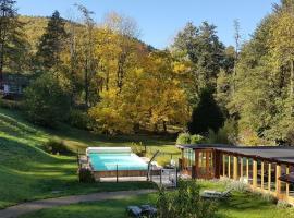Le Saint Barnabe & Spa - near Guebwiller