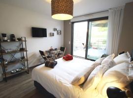 Sweet Home studio Aix en Provence, terrasse, piscine, resto,