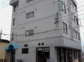 Near hakodate station cozy room 206