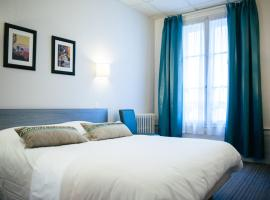 Citotel Le Carmin, hotel near Saint-Michel's Church, Le Havre