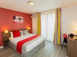 Appart-Hôtel Mer & Golf City Perpignan Centre, accessible hotel in Perpignan