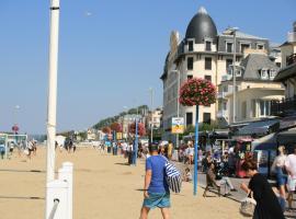 Studio en plein coeur de Trouville, budget hotel in Trouville-sur-Mer
