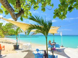 Kaz Kreol Beach Lodge & Wellness Retreat, hotel in Ocho Rios