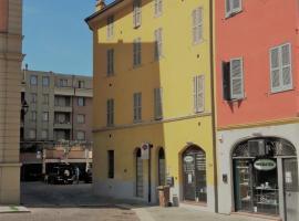 Mansarda nel cuore di Parma
