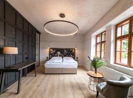 Hotel Clemar, hotel ve Znojmě