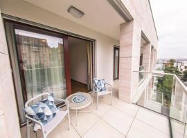 """Residence """"Park Nikolajka"""" 2 – hotel w pobliżu miejsca Willa Bertramka w Pradze"""