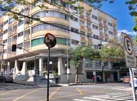 Alvorada Palace Hotel de Poços