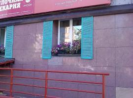 Старый Центр хостел, отель в Новосибирске, рядом находится Музей Николая Рериха