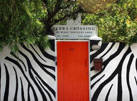 Zebra Crossing Backpacker