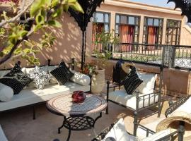 Riad Dar Nadwa, hotel near Yves Saint Laurent Museum, Marrakesh