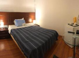 Private room in Miraflores; Exclusive entrance!