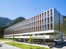 Alpenhotel Ammerwald, hotel near Zugspitzbahn - TalStation, Reutte