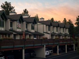 Appenzell Inn, accessible hotel in Estes Park