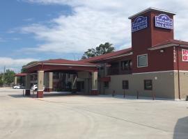 Atlantis Inn Suites, motel in Houston