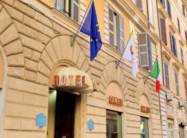 Hotel Camelia, hotel in zona Stazione di Roma Termini, Roma