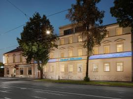 Hotel Nikolas, hotel in Ostrava