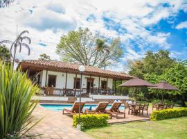 Hotel Casa de Campo El Delirio