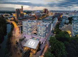 HighPark by Palmira: Berlin'de bir kiralık tatil yeri